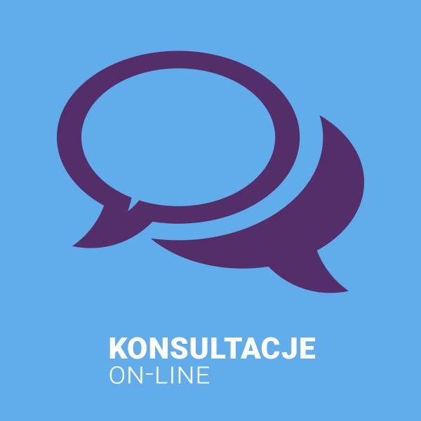 konsultacje on-line